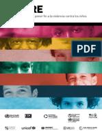 Siete Estrategias Para Poner Fin a La Violencia Contra Los Niños
