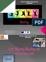 apresentação boing boing