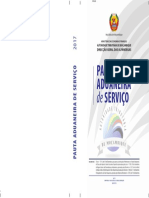 Capa+Pauta aduaneira mocambique