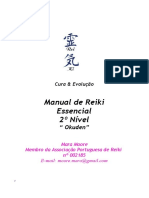 Manual Reiki Essencial NIVEL II