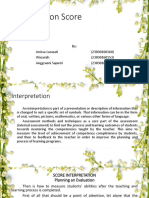 Interpretation Score.pptx