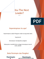 Are You Leader
