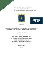 Informe Metodología