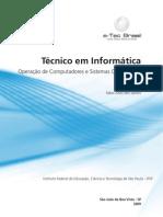 Operacao de Com Put Adores e Sistemas Operacionais Completa
