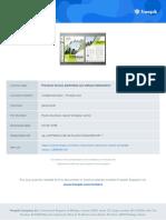 License Flyers Brochure Report Template Vector 2388491