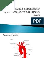 Asuhan Keperawatan Aneurisma Aorta Dan Diseksi Aorta