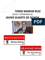 Javier Duarte- Libro Negro de Propiedades