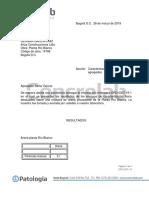 Patologia-14786-DPD 0307 19 OV 21747 Ariza Construcciones Ltda. - Planta Río Blanco - Partículas Livianas