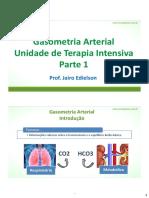 Gasometria arterial (1)