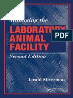 Managing the Lab Animal Facility