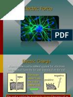 3qa Electric Force