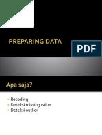 2. Preparing Data