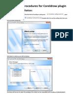 Coreldraw Cut Tool Opration Manual