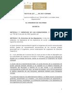 p.l.180-2017c (Acción Comunal)