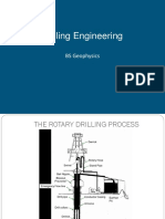 Drilling Lectures BU 1