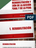 Derecho Penal Extincion de La Pena
