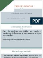 Aula CinemáticaFluidos