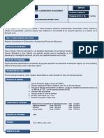 Maestría en Educación Superior Mención Elaboración y Evaluación de Proyectos Educativos 1