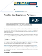 Prioritize Your Supplement Purchases _ Muscle & Strength