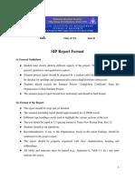PiMSR - MMS, Class of '19 - SIP Report Format