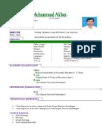 Best CV for Educators (Mail).doc