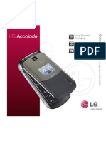 VX5600 Accolade QSG[1]