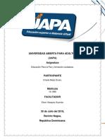 Actividad IV-Educacion Para La Paz