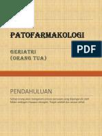 PATOFARMAKOLOGI GERIATRI.ppt