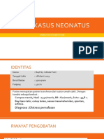 Studi Kasus Neonatus