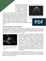 Asteroide, exploracion