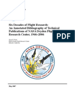 List of Dryden Technical Publications