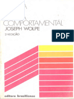 Wolpe, J. (1978). Prática da Terapia Comportamental.pdf