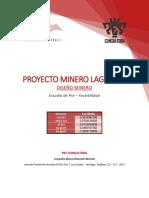 Diseño Minero Proyecto Subte USACH