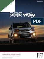 Ficha Tecnica Fiat Uno Way 08-05-2019