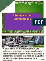 8. Intervencion en Lascomunidades