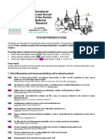 Poster Presentation Ga2007
