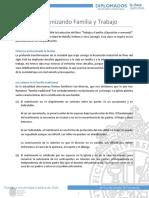 Clase 6 Armonizando Familia y Trabajo