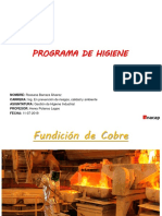 Programa Higiene DO CHUZO