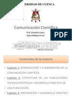 1.1 Investigación y Comunicación Científica