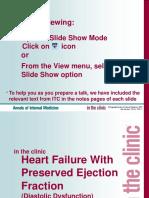 Aitc 1301 Heart Failure Diastolic Dysfunction