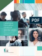 Catalogue Afrique 2019 20