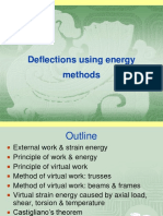Deflections Using Energy Methods - GDLC