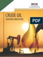 Crude oil literature