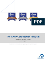 APMP Certification Overview En