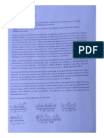 Denuncia de constreñimiento-05/08/2019