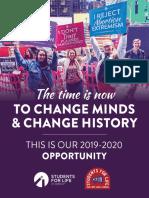 SFL 2019 2020 Plan Booklet