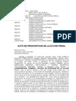 AUTO DE PRESCRPCION.doc