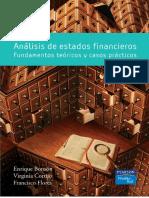 Analisis de Estados Financieros. Fundamentos Teoricos y Casos - Bonson, Corrijo, Flores