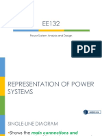 Representation of Power Systems