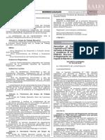 D.S N°243-2019-EF